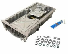 Volvo Engine Oil Pan with Seals and Gasket Compound Maker Brand New
