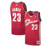 Mitchell & Ness LeBron James Cleveland Cavaliers 2003-04 Hardwood Classics Sz M