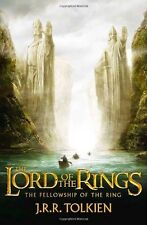 The Fellowship of the Ring: The Lord of the Rings Part 1 New Paperback Book J. R