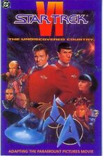 Star Trek VI - Official Movie Adaptation (one-shot, 68 pages) (USA,1991)