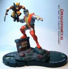 Heroclix Giant-Size X-Men #056 Colossus/Wolverine
