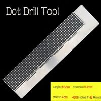 5D DIY Diamond Painting Ruler Square Round Drills Diamond Embroidery Access O8P6