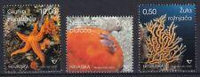 Croatia 2020 Marine life 3 MNH stamps