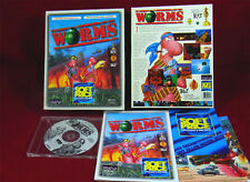 PC DOS: Worms-Team 17/Ocean Software 1995-softprice