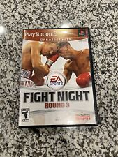 Fight Night Round 3 (Sony Playstation 2, PS2, 2006)