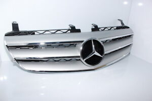 Mercedes Benz W251 R FRONT GRILLE OEM NEW