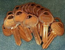 Vintage Russwin Key Blanks - Lot Of 18 Beautiful condition, NOS