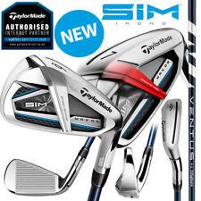 TaylorMade SIM MAX OS Golf Irons Men's Fujikura VENTUS Graphite - NEW! 2020