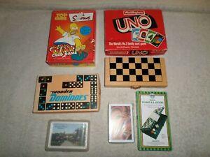 Summer Holiday Fun-Sun Travel Games Bundle E