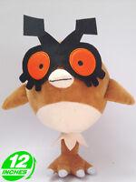 Peluche Hoothoot Pokemon buho búho