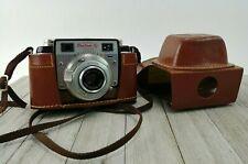 Vintage Kodak Bantum RF Camera 1950's Collectible Mid Century Leather & Bakelite