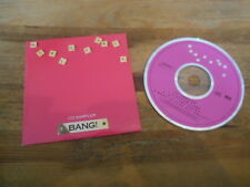 CD Pop World Party - Bang! (3 Song) Promo ENSIGN CHRYSALIS cb