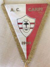 GAGLIARDETTO UFFICIALE CALCIO A.C. CARPI S.R.L. 1909