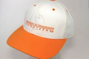 University Of Tennessee Volunteers Cap Trucker Baseball Strapback Hat Vols UT