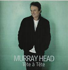 MURRAY HEAD : TÊTE A TÊTE - [ CD ALBUM PROMO ]