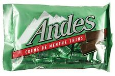 Andes: Creme De Menthe Thins Candy, 8.5 oz $6.99 FREE SHIPPING