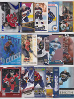 Ilya Kovalchuk 15 Card Lot Inserts Parallel Numbered Upper Deck Panini