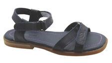 Scarpe Sandali blu con chiusura a strappo per bambine dai 2 ai 16 anni