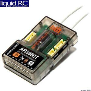 Spektrum AR8360T AR8360T 8 Channel SAFE & AS3X Telemetry Receiver