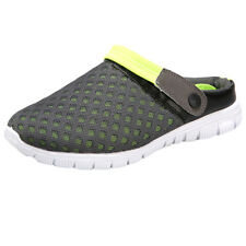 Zuecos Sandalias De Playa Trolls plana Vacaciones Zapatos De Verano Mulas
