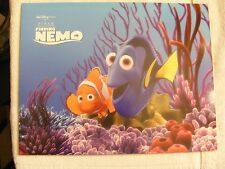 Disney Store Lithographs Pixar's FINDING NEMO 11x14  Portfolio OF 4 Lithographs