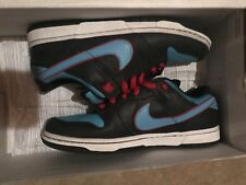 Angels Demons Nike Dunk SB Size 10 with T-shirt