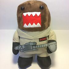 Ghostbuster Domo Stuffed Plush With Proton Pack 10 INCH