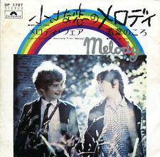 "The Bee Gees  7"" Melody Fair / First Of May   (Japan, Polydor, 1971)"