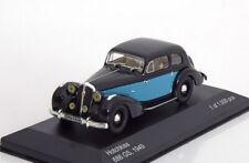 Scale model car 1:43 HOTCHKISS 686 GS 1949 Black/Light Blue