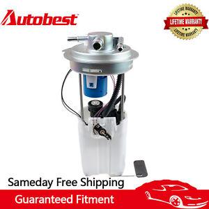 Autobest F2689A For 2005-08 Chevrolet Express 1500 2500 Fuel Pump Module V6 V8