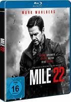 Mile 22 [Blu-ray/NEU/OVP] Mark Wahlberg spielt einen Elite Agenten der CIA