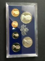 Australia 1973 Proof Set investment quality Scarce With Certificate