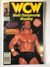 WCW Comic Book #1 Very Fine