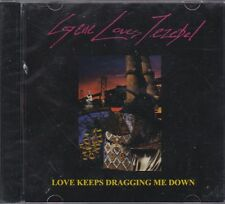 GENE LOVES JEZEBEL LOVE KEEPS DRAGGING ME DOWN RARE 1 TRACK USA PROMO CD
