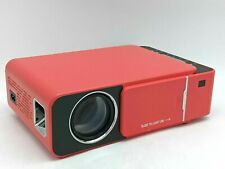 Open Box Multimedia Portable Home Theater Projector, Hd, Lcd, Android Os -Nr1620