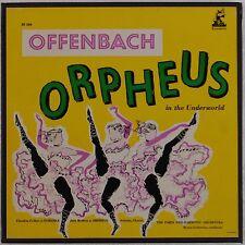OFFENBACH: Orpheus RARE BOX RenaissanceSX 204 Vinyl lp NEAR MINT Rare!