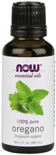 Oregano Oil 100% Pure Now Foods 1 oz EssOil