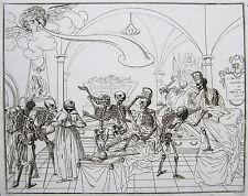 Originaldrucke (1800-1899) mit figürlichem Motiv