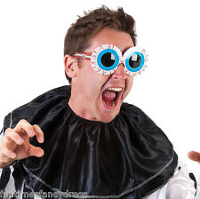 Halloween Bloodshot Eyes Eyeballs Joke Novelty Glasses Sunglasses Fancy Dress
