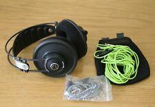 AKG Q701 Quincy Jones Premium Class Reference Headphones Signature Line - Black