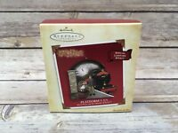Harry Potter Hallmark Ornament 2003 Keepsake Platform 9 3/4 Hogwarts Express