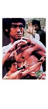 BRUCE LEE ~ TRIPLE ACTION COLLAGE 23x35 MOVIE POSTER Martial Arts Enter Dragon
