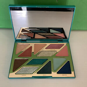 TARTE EYE SHADOW PALLET.  HIGH TIDES AND GOOD VIBES. AS NEW.