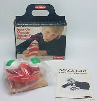 **RARE** Vintage Toy - Semper Brand SPACE CAR - Plastic - New in Box NOS