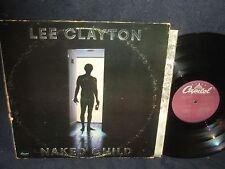 "Lee Clayton ""Naked Child"" LP"