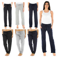 LADIES JOG PANTS WOMEN CASUAL YOGA GYM JOGGERS RUNNING TROUSERS JOGGING BOTTOMS