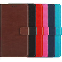 Flip Book Stand Wallet Leather Cover Shell Etui Skin Case For Unimax UMX phone