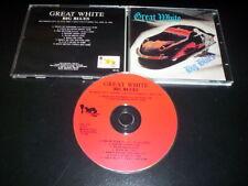 Great White – Big Blues CD Beech Marten Records – BM 076 Italy 1992