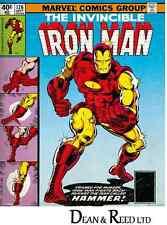Marvel Comics Iron Man (Cover) - Mini Poster - 40cm x 50cm MPP50495 - M12