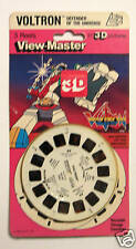 VOLTRON  DEFENDER Of The UNIVERSE View Master 1984 MOC